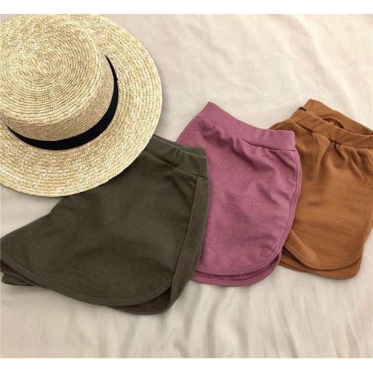 夏季休闲弹性短裤